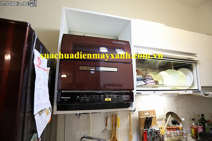 Sửa máy rửa chén nội địa nhật